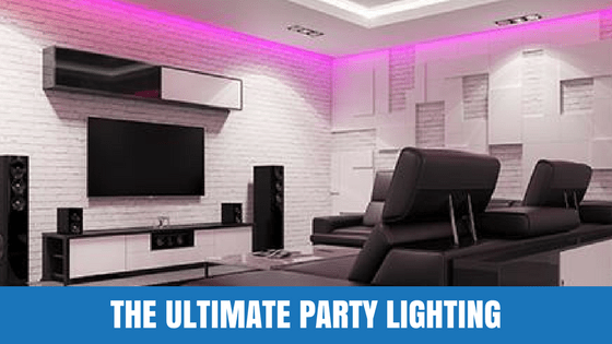 Automated Party Lighting